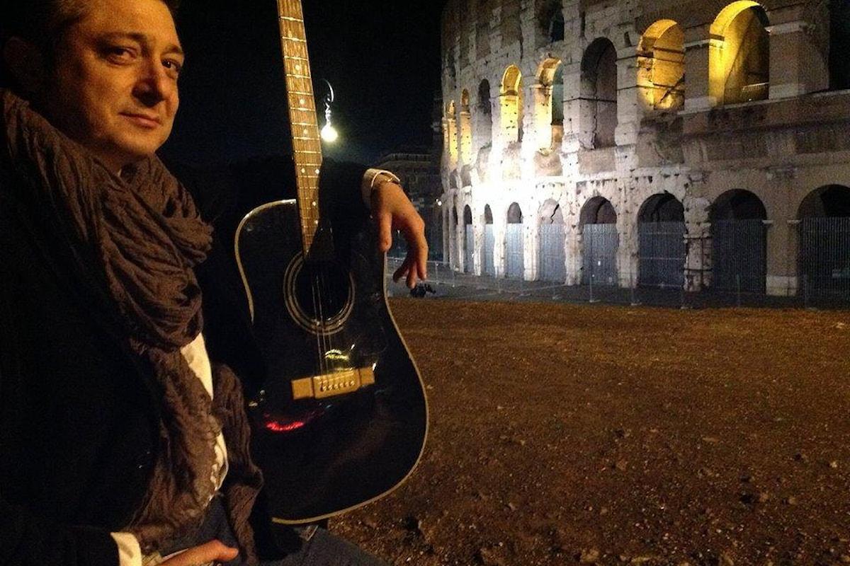 Giuseppe Longo, il cantautore che entra nel cuore della gente