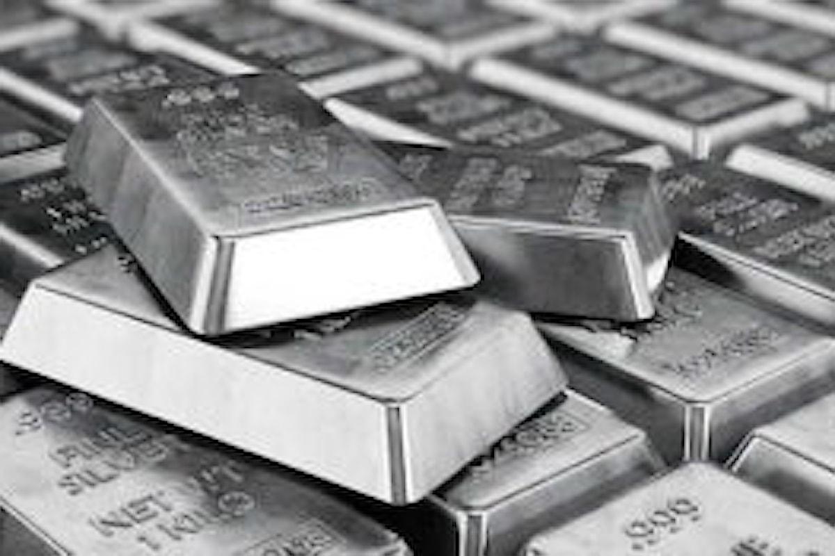 Mercati dei metalli, cosa aspettarsi in futuro dall'argento