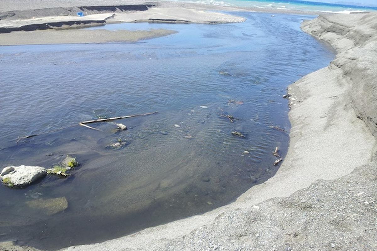 Milazzo (ME) - Messa in sicurezza del torrente Mela, incontro col direttore dei lavori