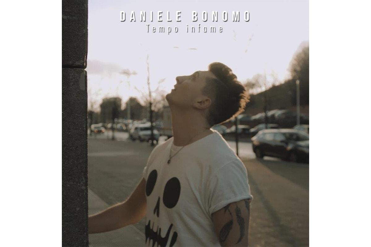 Daniele Bonomo canta Tempo infame