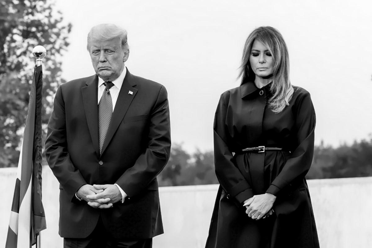 Donald e Melania Trump positivi al coronavirus in quarantena alla Casa Bianca