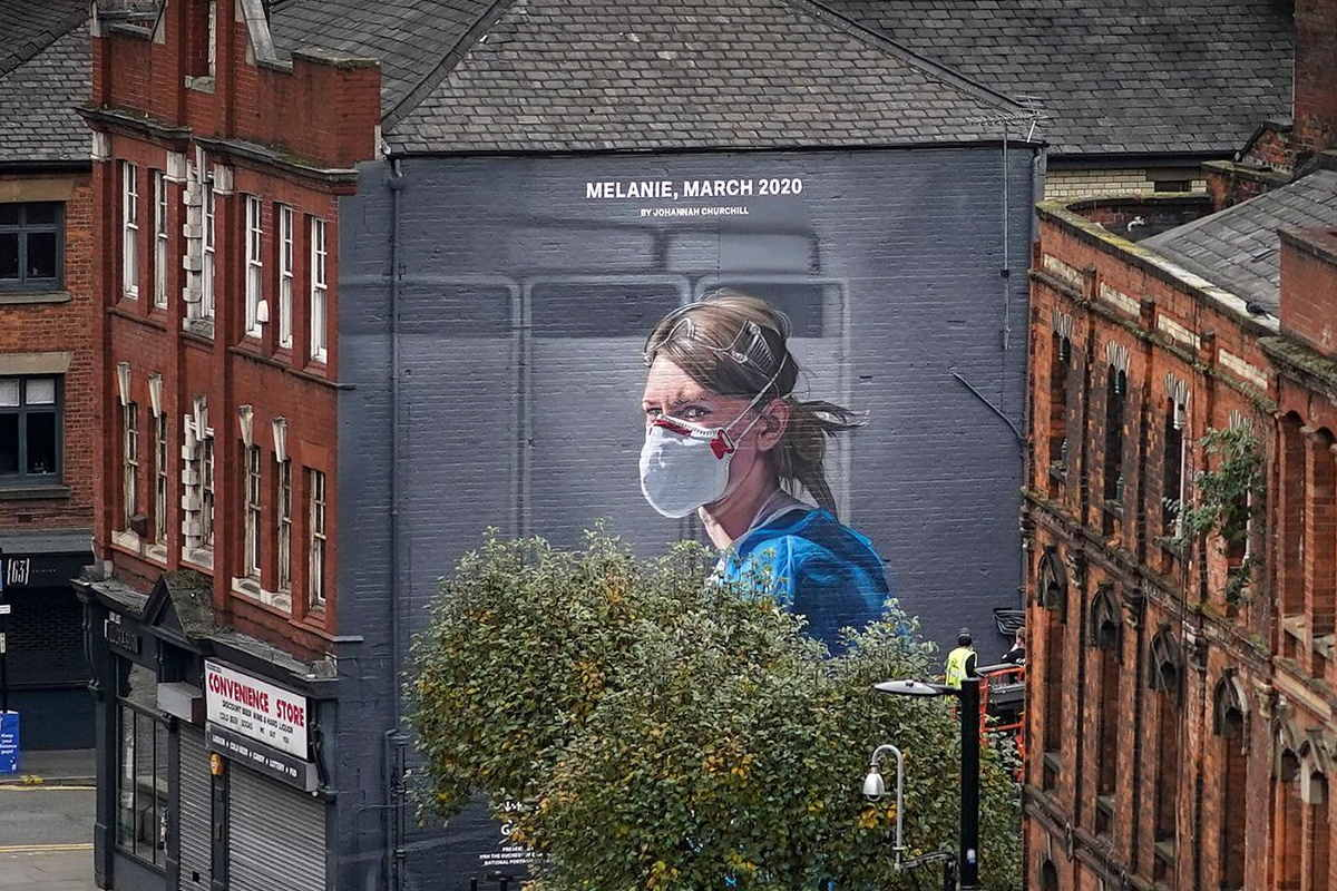 Record di contagi anche nel Regno Unito: sono stati 26.688 nelle ultime 24 ore