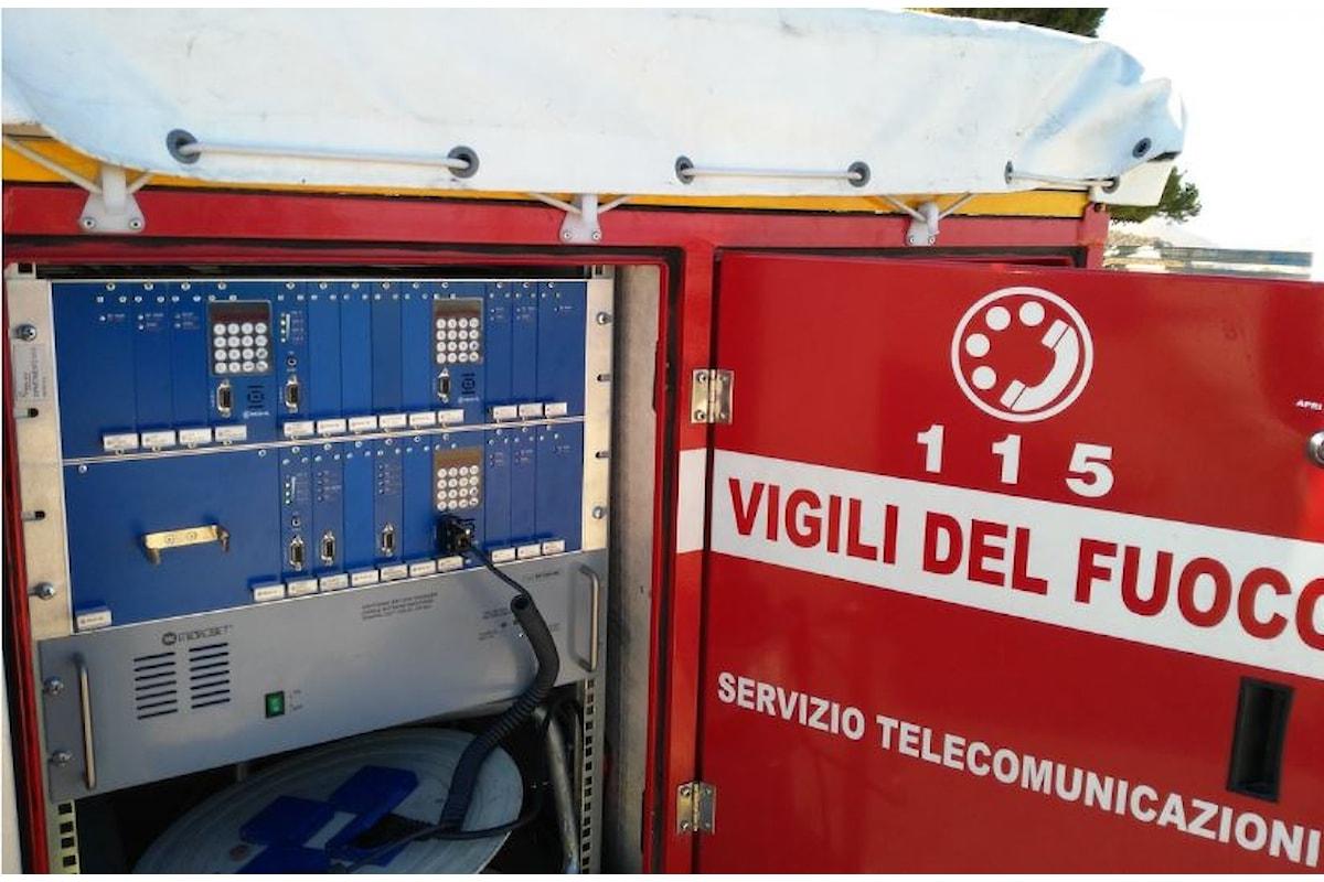 CVFR Vigili del Fuoco: chiediamo con forza l'adeguamento del servizio telecomunicazioni