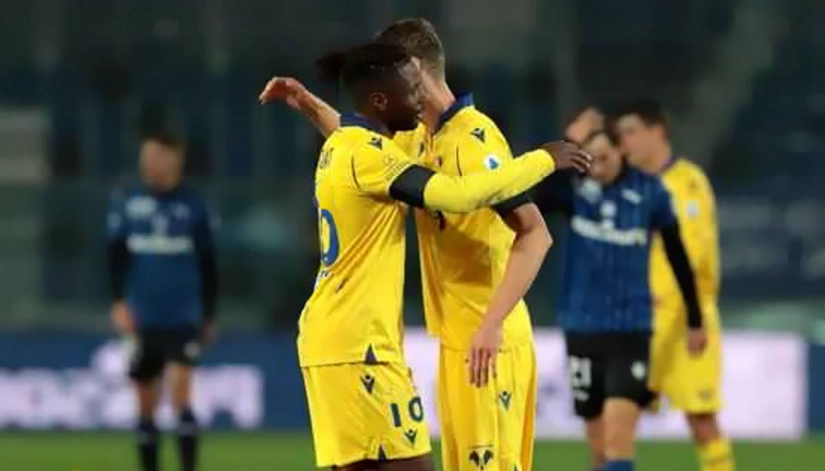 La palla è rotonda, lo confermano le sconfitte casalinghe di Atalanta e Udinese