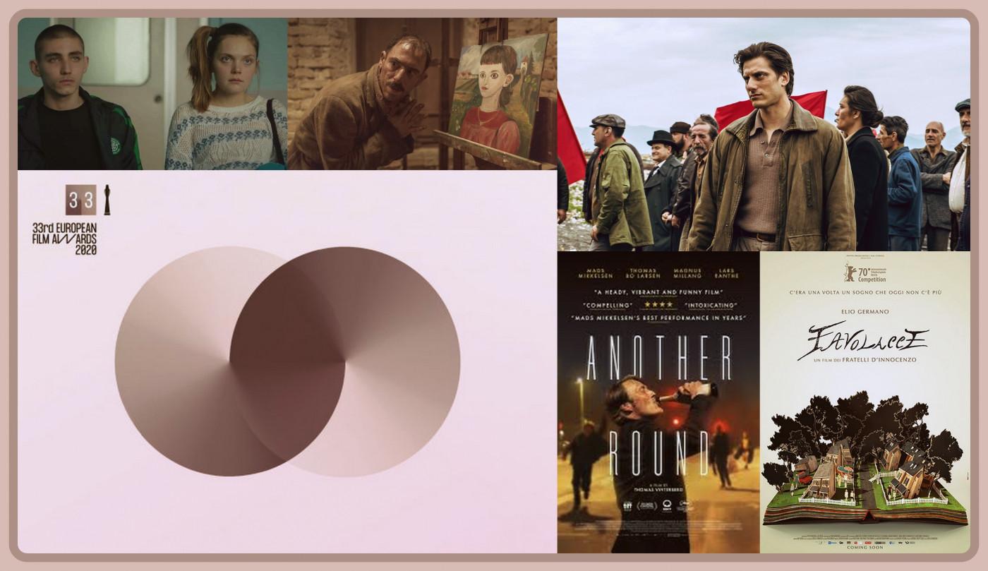 European Film Awards 2020: il film italiano Martin Eden conquista 4 nomination. Tra i candidati Volevo Nascondermi e Favolacce
