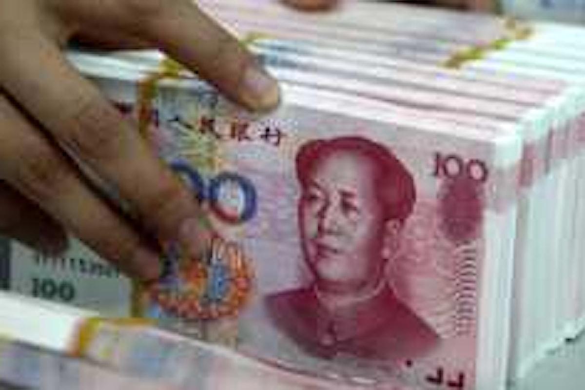 Valuta cinese troppo forte, per le PMI del Dragone non è una bella notizia