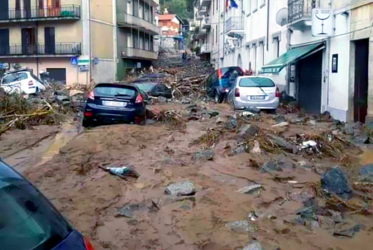 Drammatiche le conseguenze della perturbazione che ha investito la Sardegna nord occidentale causando 3 vittime