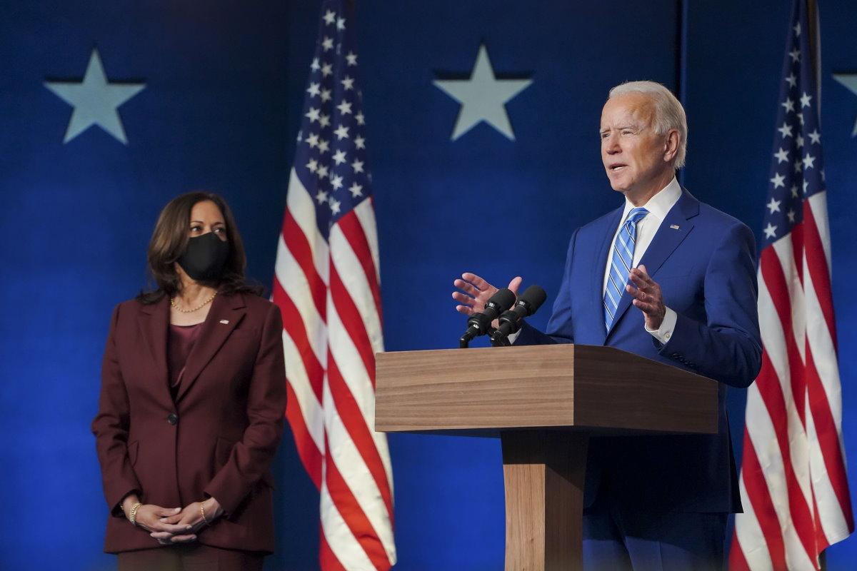 Biden conquista la Georgia ed è ormai ad un passo dal diventare il nuovo presidente degli Stati Uniti