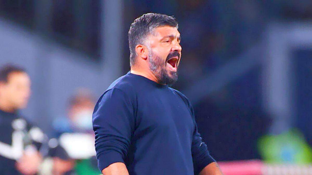 Napoli, Gattuso minaccia già di andarsene e domenica arriva la Roma