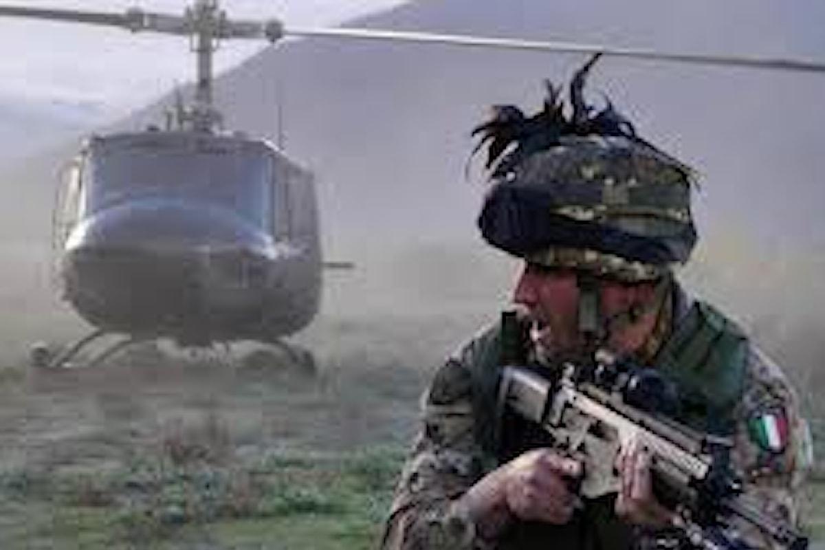 Bari: i Bersaglieri del 7° Reggimento in addestramento