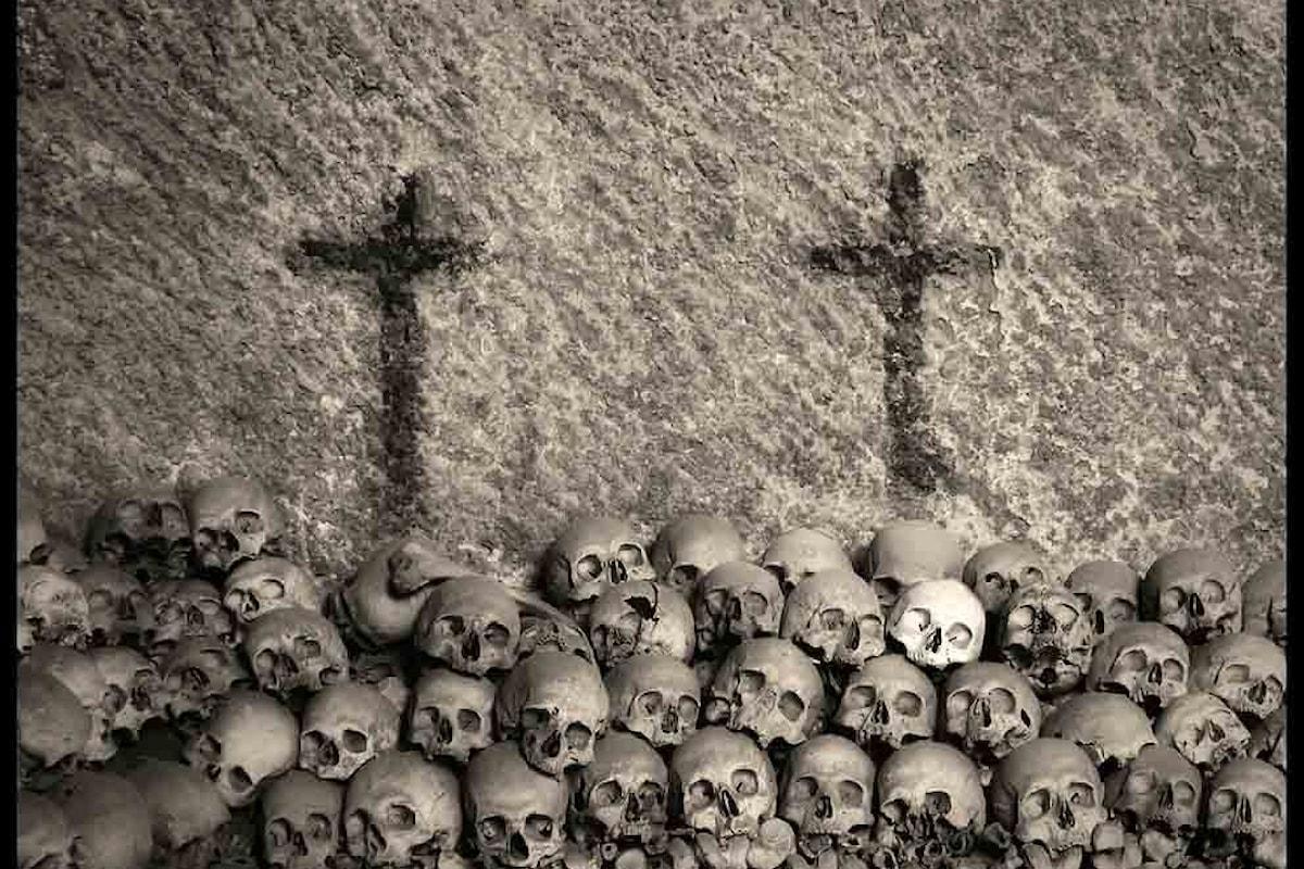 Il Cimitero delle Fontanelle - incontri di Augusto De Luca