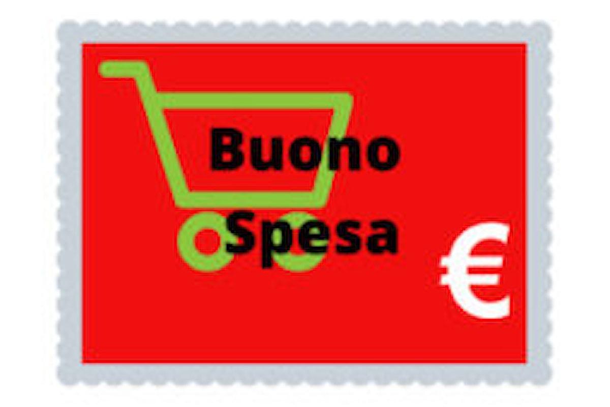 Milazzo (ME) - Nuovo bando per l'assegnazione buoni spesa a famiglie indigenti