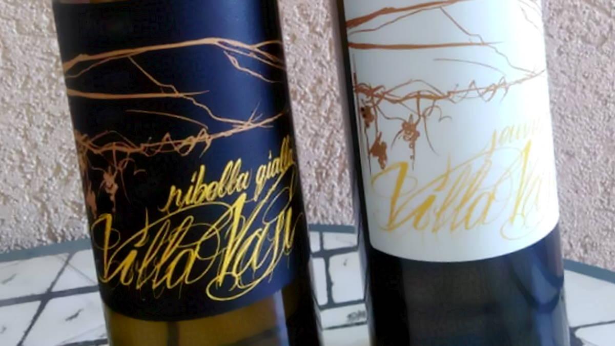 Gorizia nei Percorsi di Borghi d'Europa: i vini di Villa Vasi