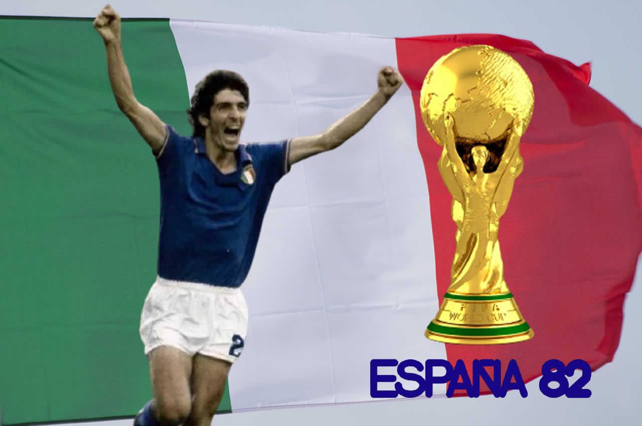 Paolo Rossi: Addio al Campione '1982'