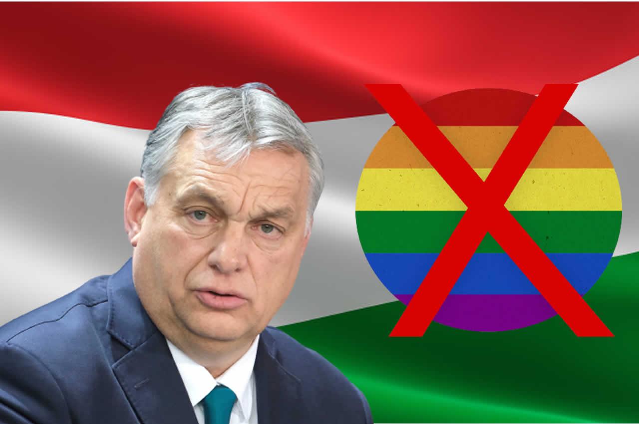 L'Ungheria cancella le persone trans, mentre l'Unione Europea si volta dall'altra parte