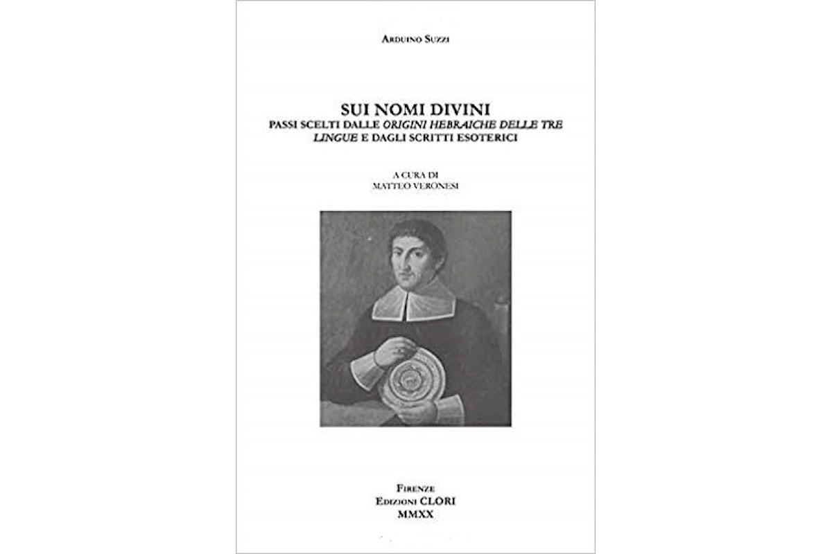 Mistica ebraica e Cabala cristiana nel pensiero di Arduino Suzzi, un eretico alle soglie della modernità - di Tiziana Mayer