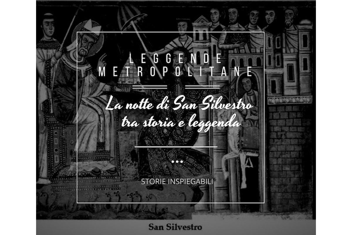 La notte di San Silvestro tra storia e leggenda
