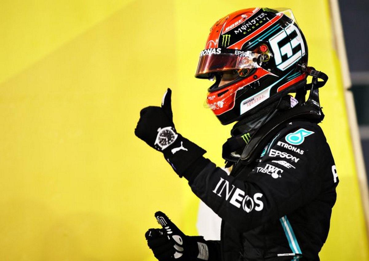 Formula 1, a Bottas la pole del GP di Sakhir