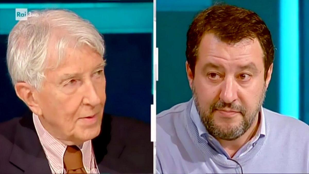 Matteo Salvini e la politica del frullatore