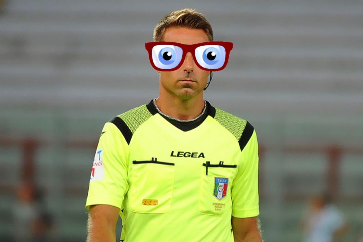 Fiorentina-Verona finisce in parità grazie all'arbitro Francesco Fourneau