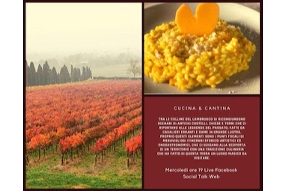 Cucina & Cantina arriva nella Terra del Lambrusco