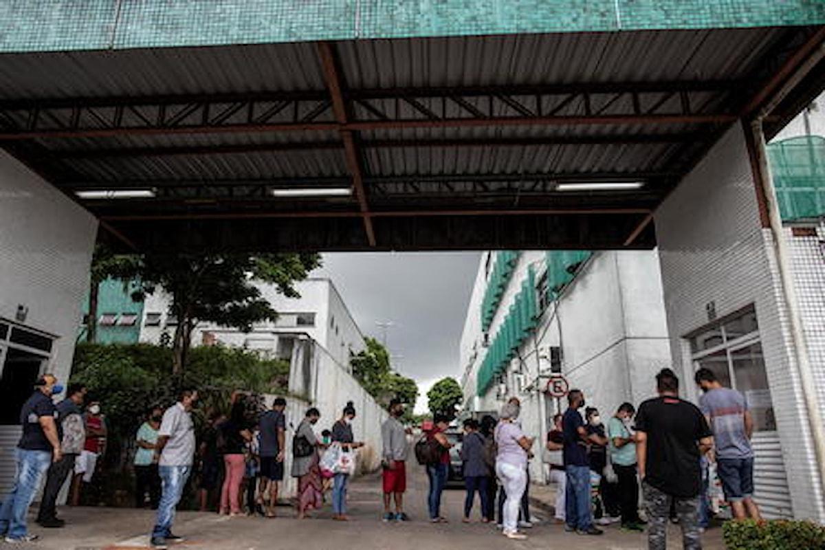 Covid: corsa contro il tempo in Brasile per salvare 61 neonati, manca ossigeno