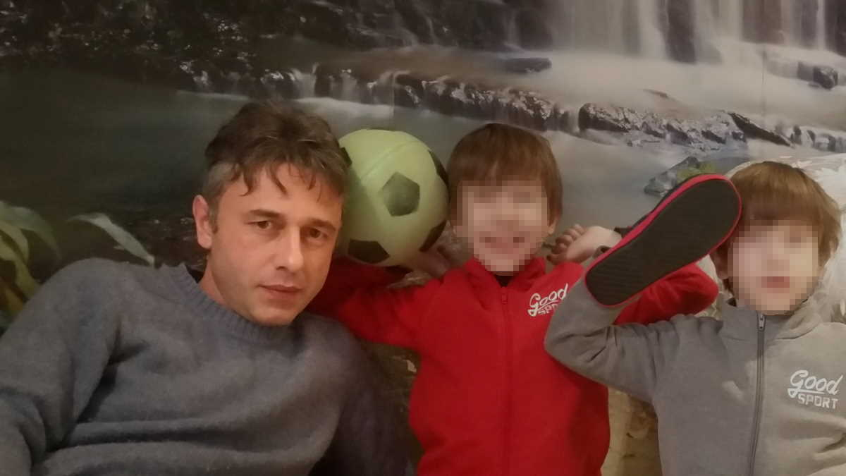 Cristian Vacca: Aiutatemi a non perdere i miei figli