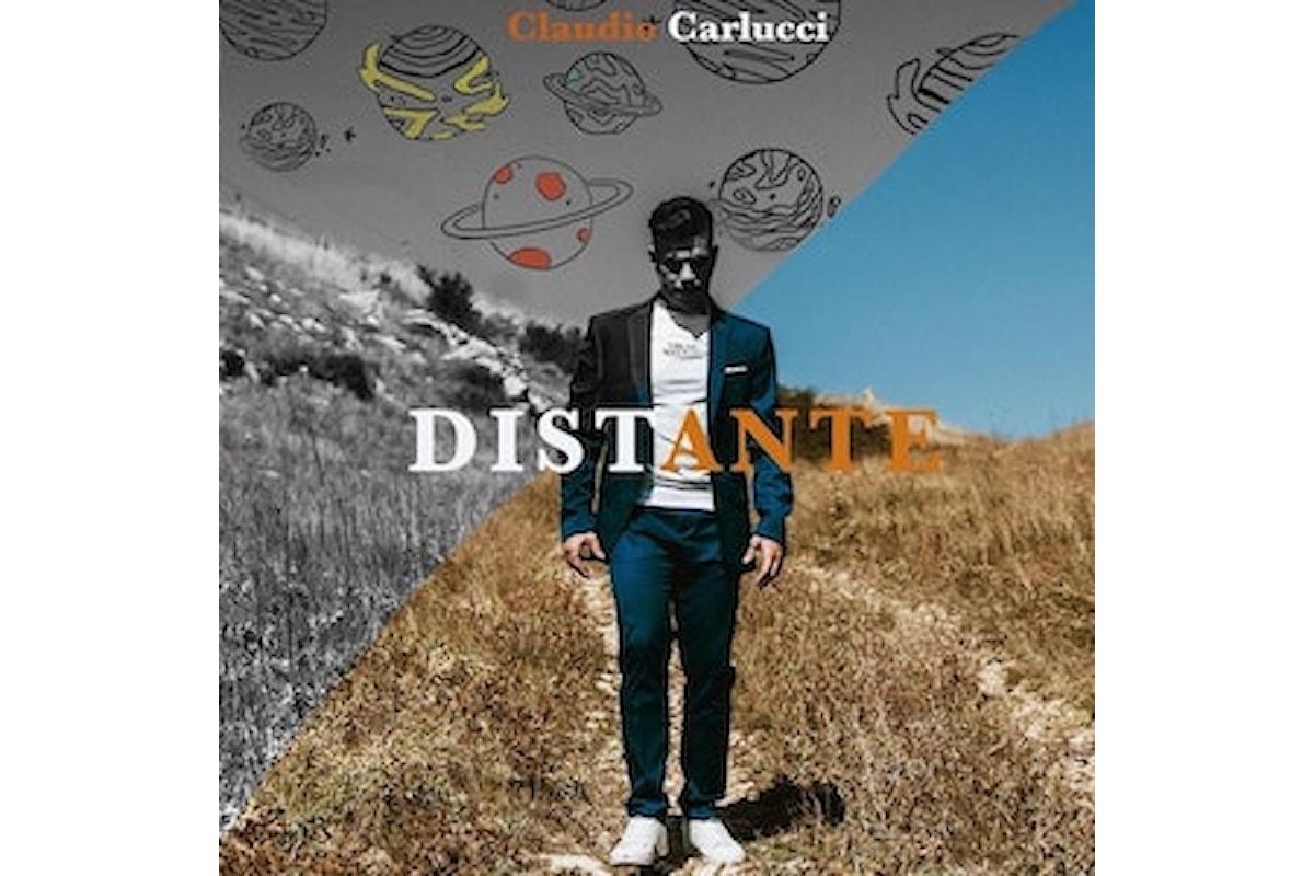 Claudio Carlucci, Distante