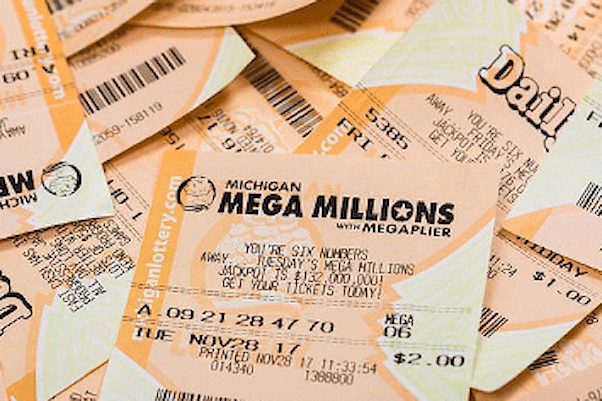 Samir Mazahem, l'americano che ha vinto due volte nello stesso giorno 1 milione di dollari al MegaMillions!