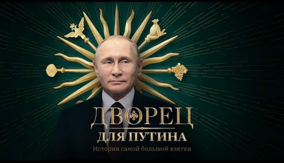 Vladimir Putin nega che lui o i suoi familiari possiedano la lussuosa villa sul Mar Nero