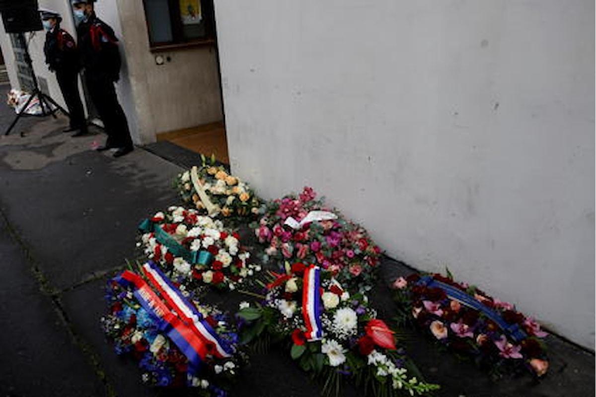 Charlie Hebdo, il ricordo di Macron a sei anni dalla strage