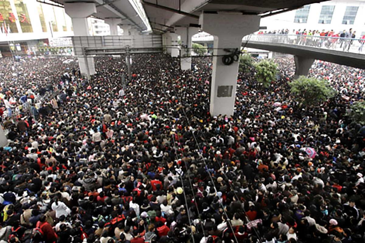 La Cina vuole evitare che il prossimo capodanno possa causare una ripresa del contagio da coronavirus