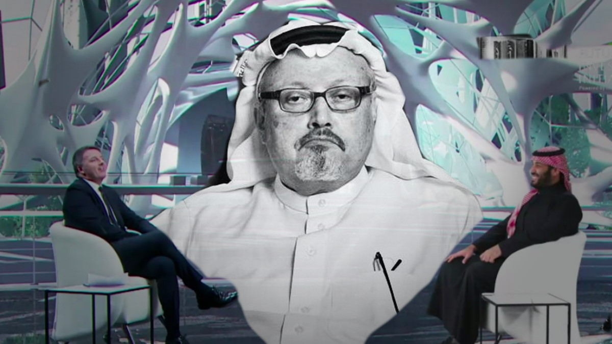 Gli Usa accusano dell'omicidio di Khashoggi Mohammed bin Salman, il principe ereditario saudita celebrato da Matteo Renzi
