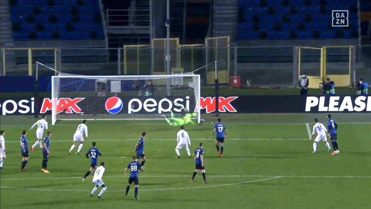 Finisce 0-1 Atalanta Real per un'espulsione decretata dall'arbitro Stieler
