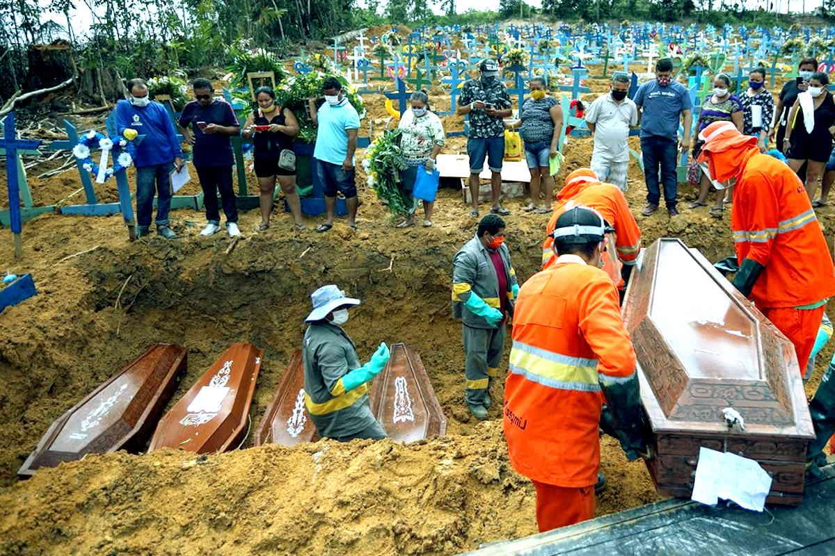 In Brasile è in atto la quarta ondata Covid: un monito per tutto il mondo