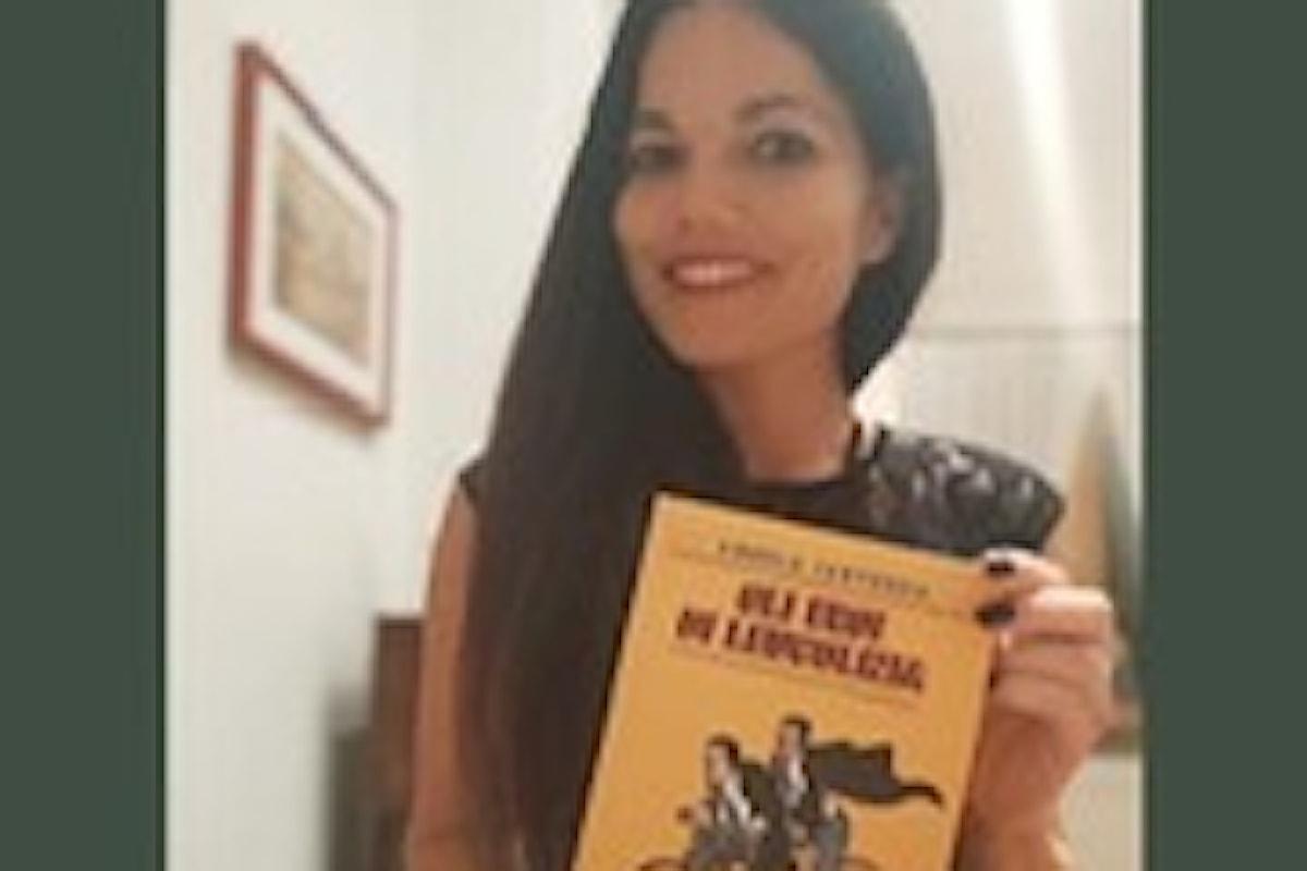 Angela Iantosca e gli Eroi di Leucolozia