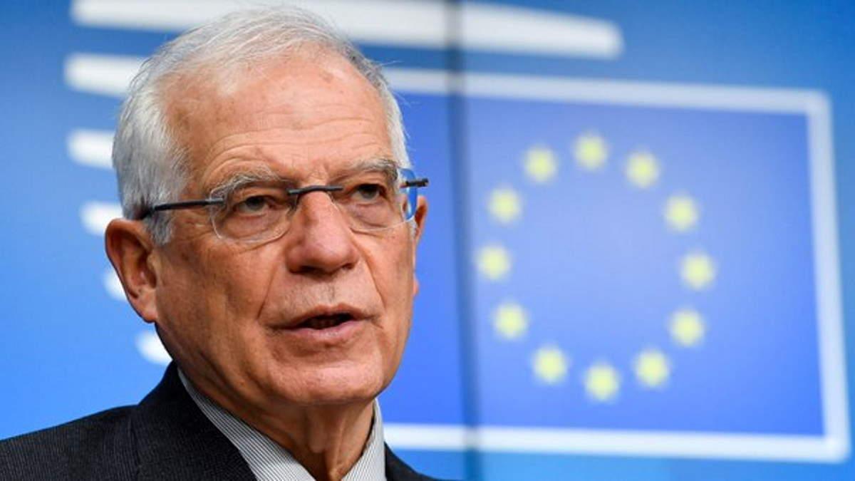 Josep Borrell: pericolosa china autoritaria in Russia