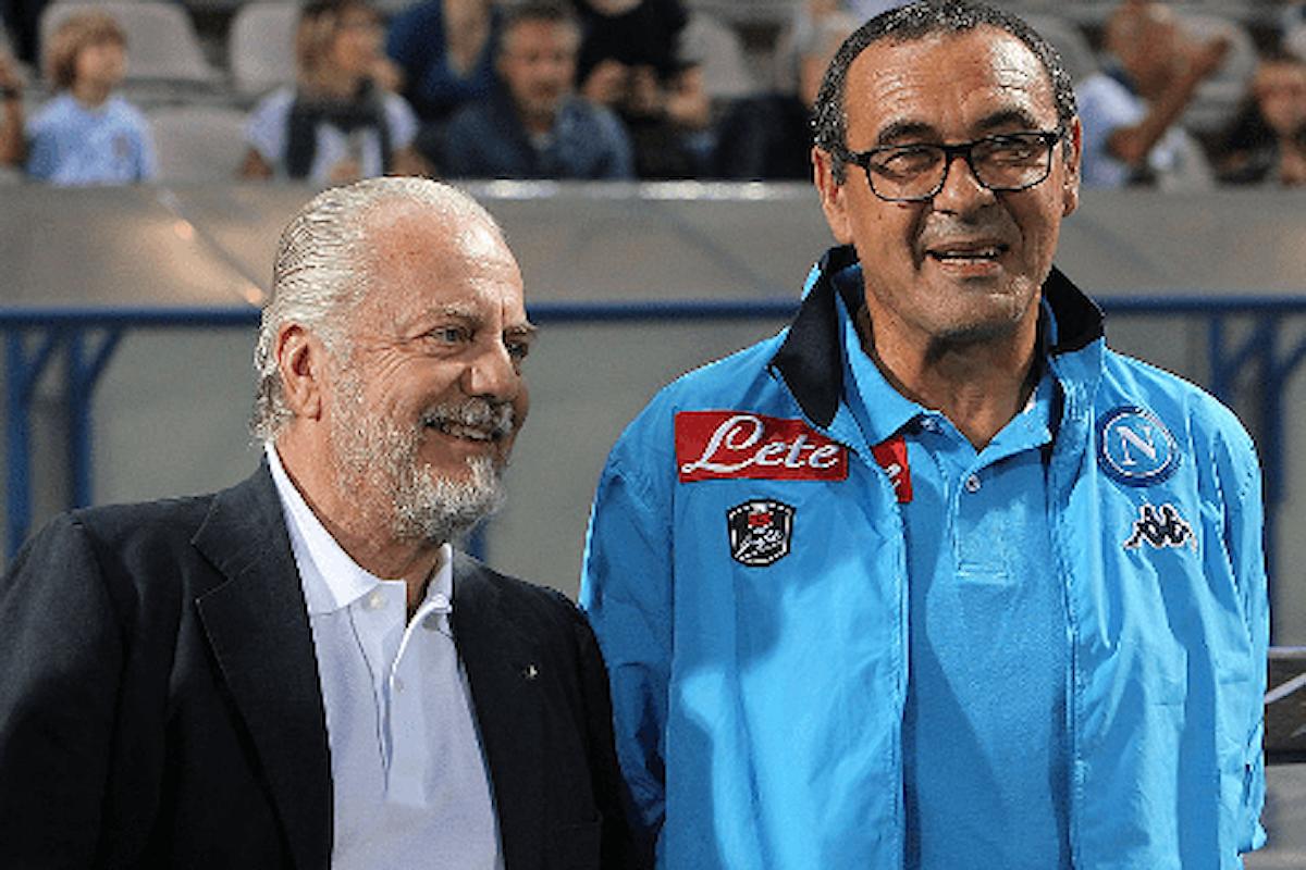 Bookmaker: ritorno di Sarri al Napoli non impossibile