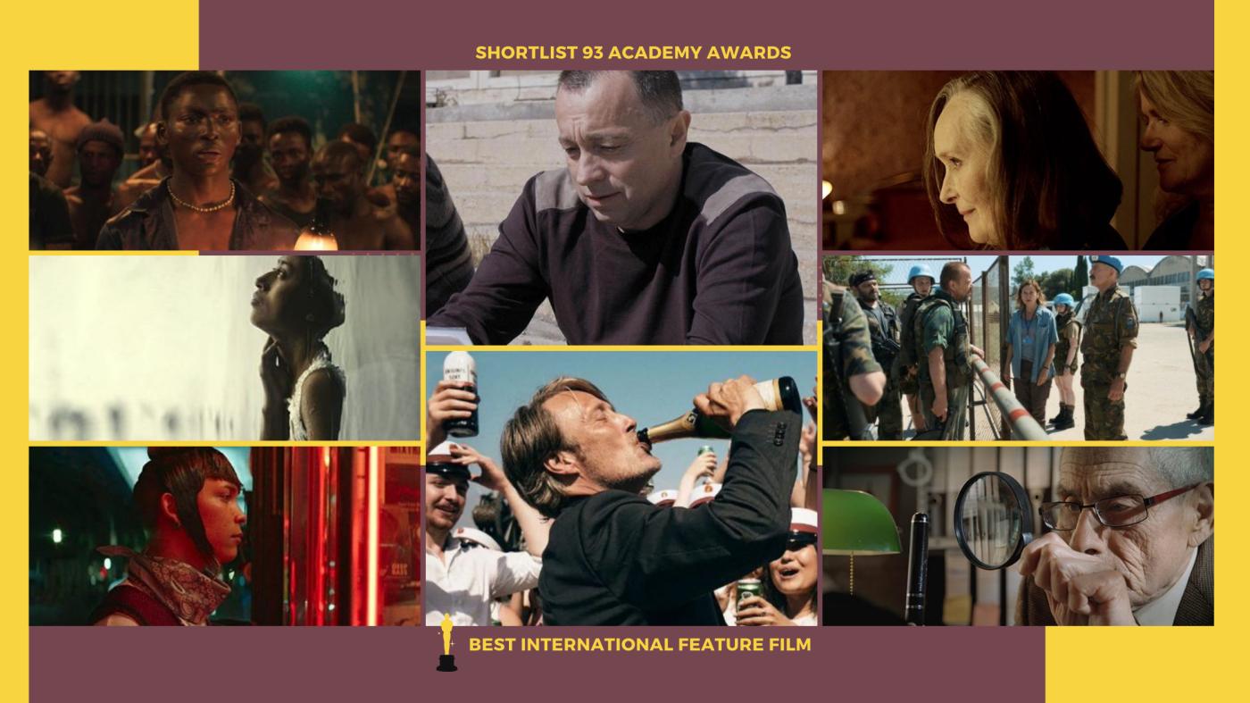 Shortlist Oscar 2021: i 15 semifinalisti per il Miglior Film Internazionale, l'Italia tra i documentari