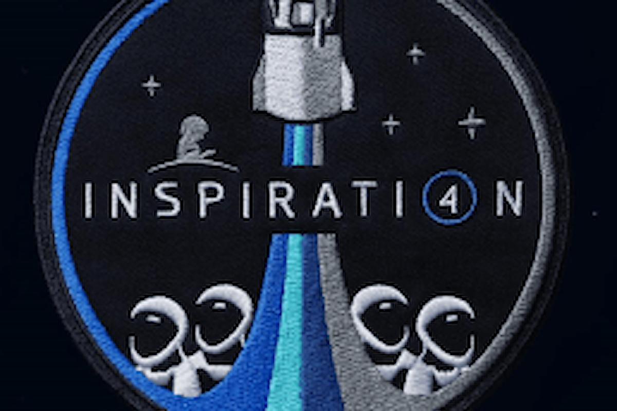 Inspiration4: una lotteria per vincere il primo viaggio spaziale di un civile sulla SpaceX di Elon Musk