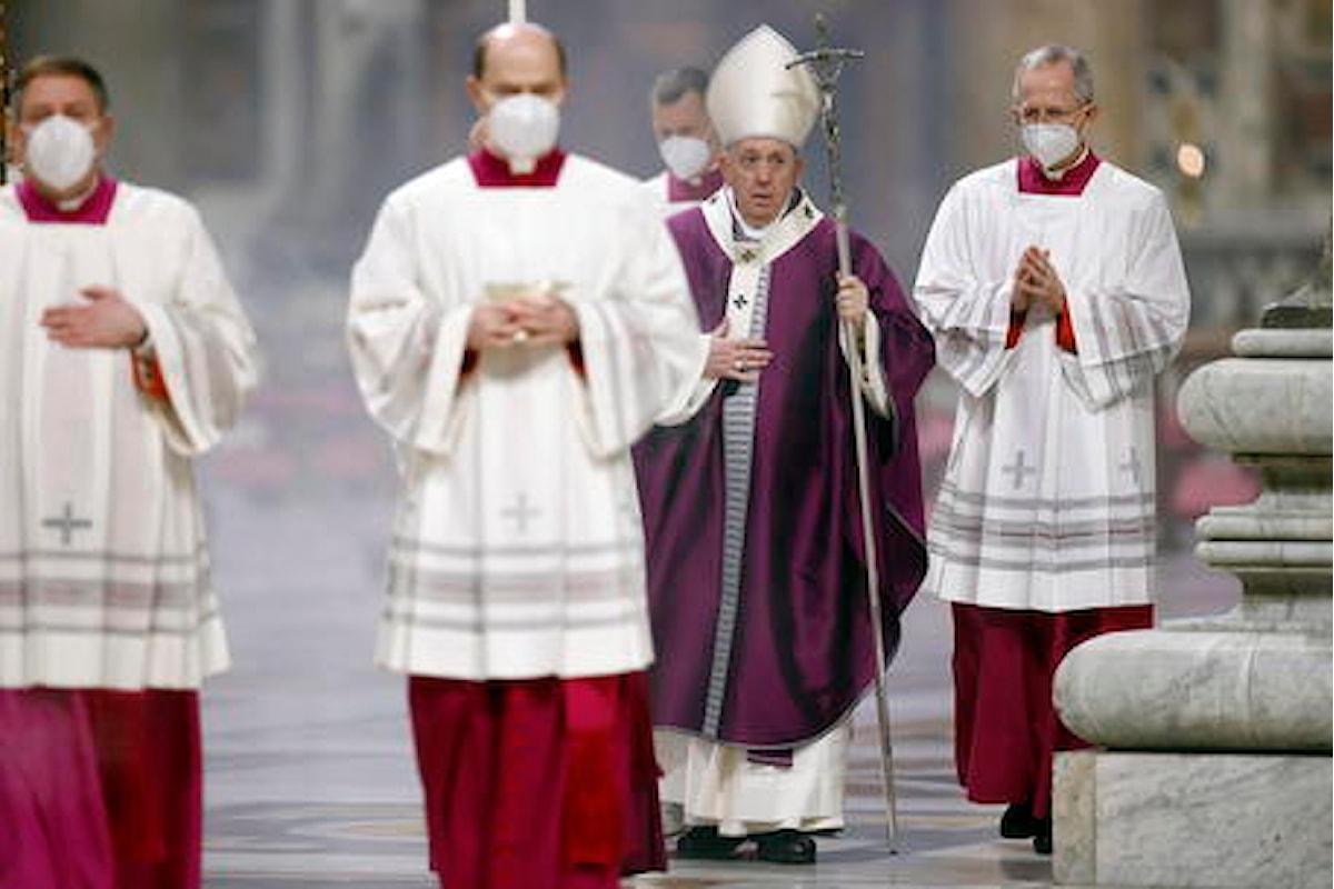 Vaticano: Quaresima e Pasqua con le restrizioni già viste lo scorso anno
