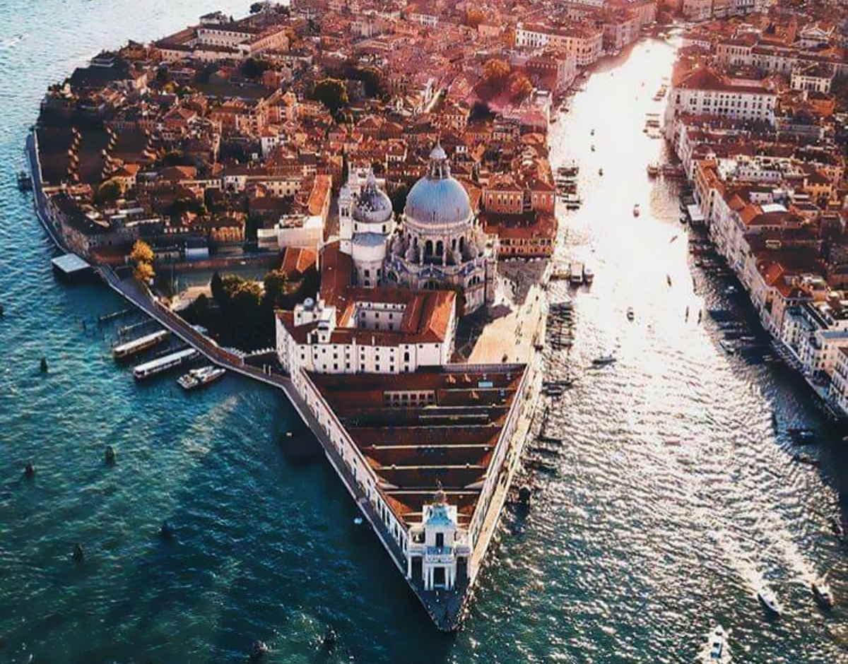 Venezia si avvia verso l'utilizzo di droni per consegne e mobilità