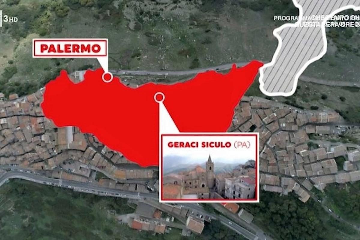 Unione Madonie. Votare Geraci Siculo per far vincere la Sicilia al concorso Borgo dei Borghi