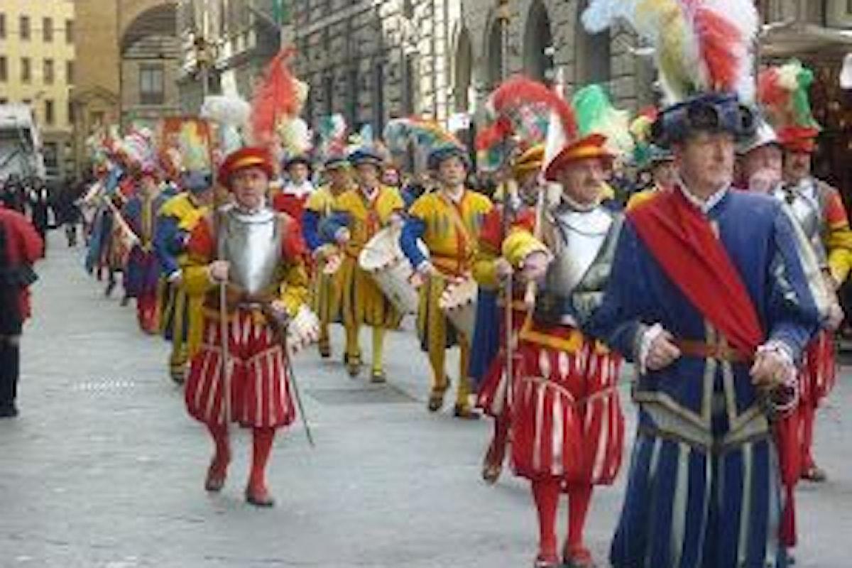 Il 25 marzo Firenze celebra il Capodanno Fiorentino