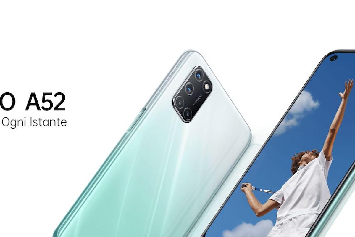 Recensione OPPO A52: uno smartphone che costa poco, ma che offre tanto