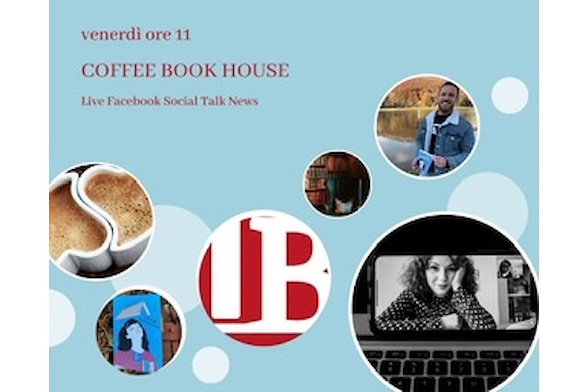 La scrittura, per chi scrive e per chi legge, è una forma di terapia. Ne parliamo a Coffee Book House con Gian Marco Manzo