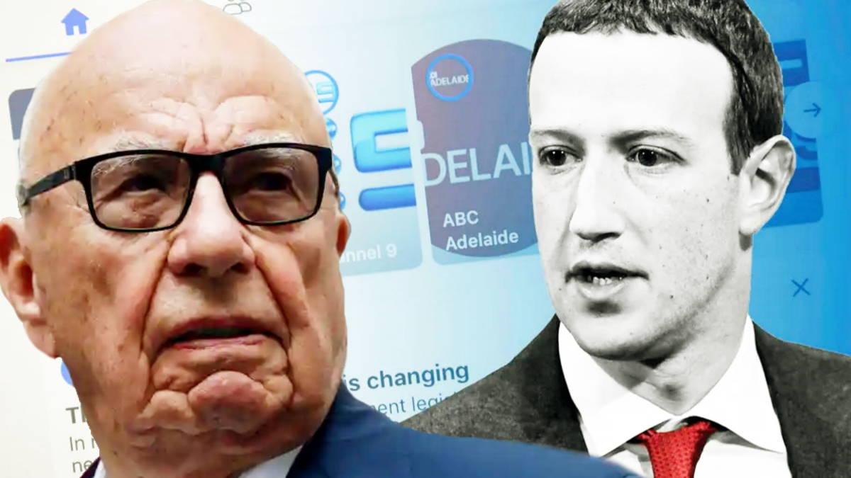 Australia, anche Facebook ha trovato un accordo con News Corp per pagare le notizie riprese dai media di Murdoch