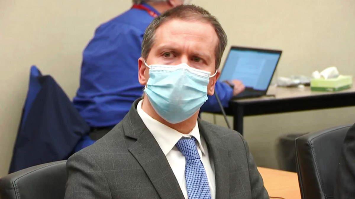 La giuria ha giudicato Chauvin colpevole della morte di George Floyd