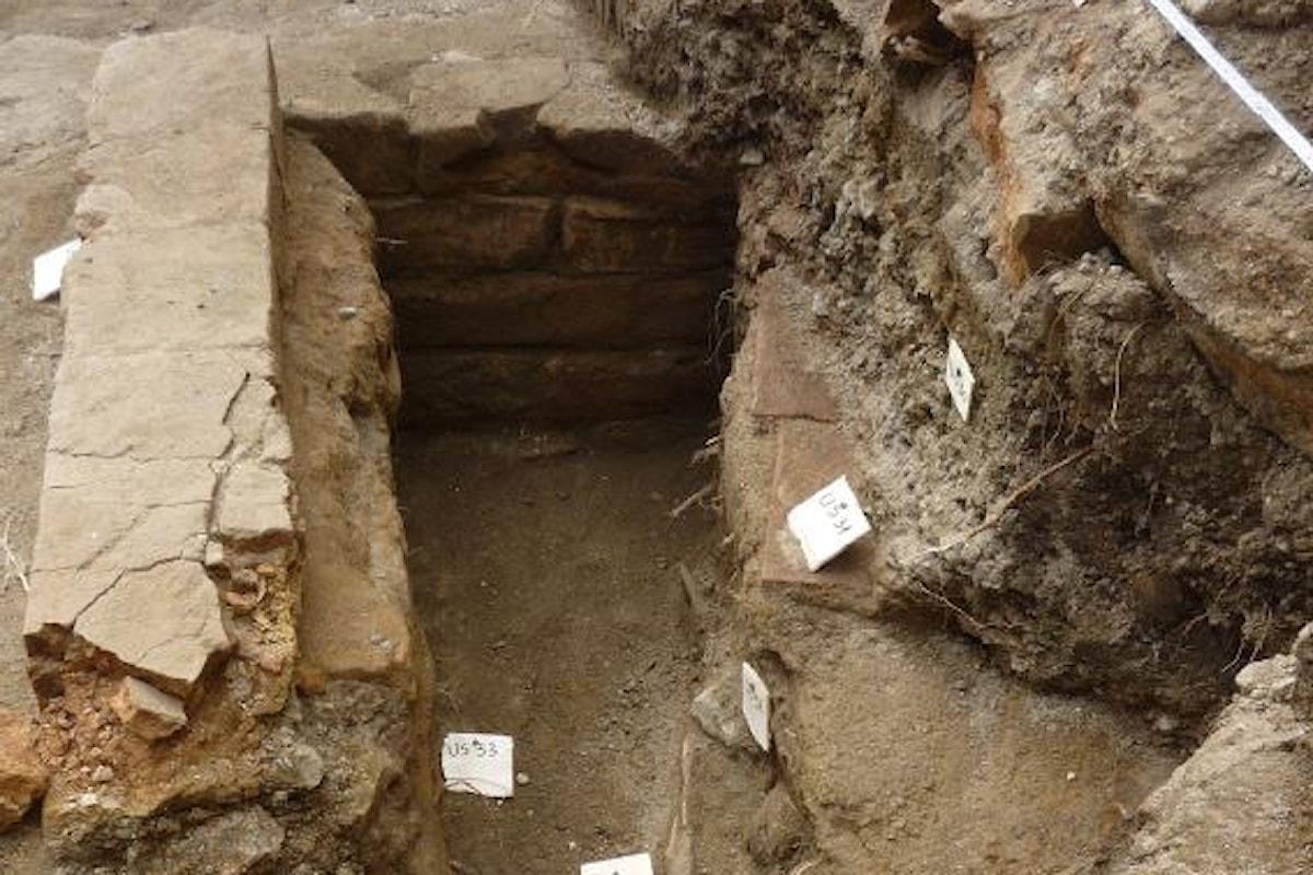 Messina – Lavori di scavo restituiscono tombe d'una necropoli del II secolo a.C.