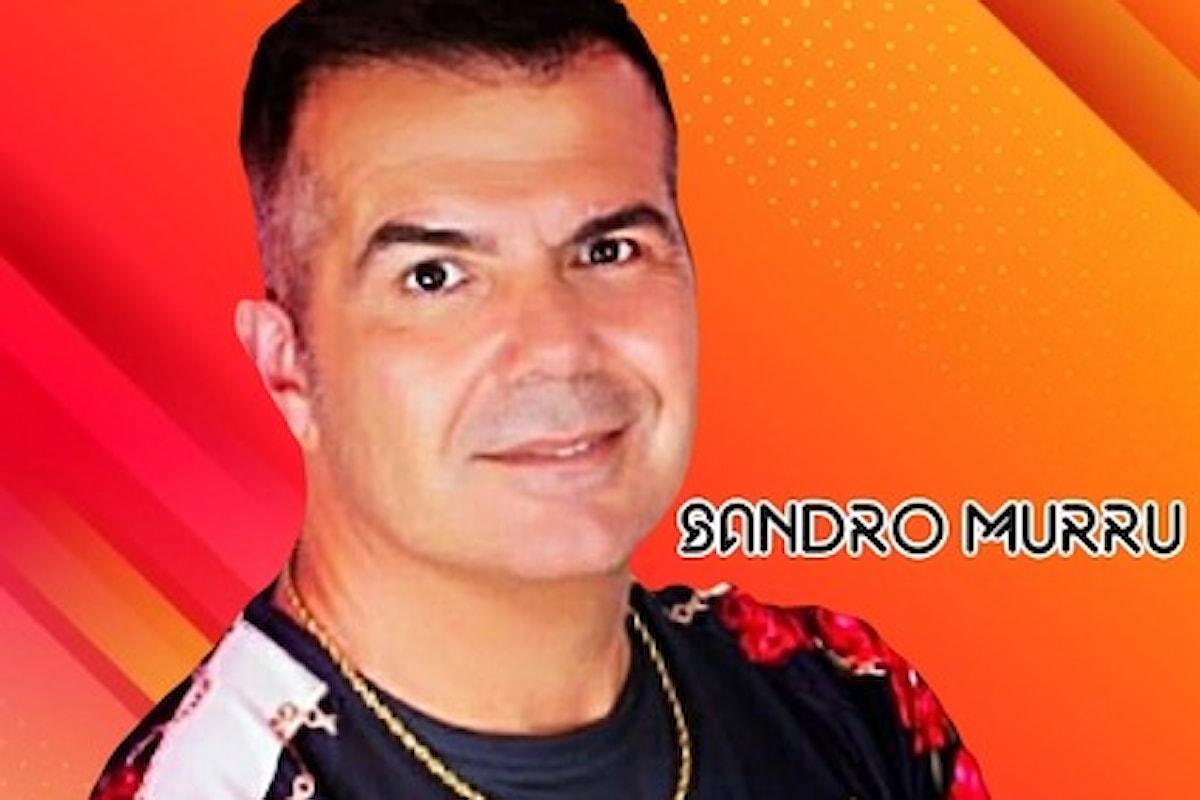 Sandro Murru Kortezman: SoundBack su Radio Supersound... e tanta musica sui social